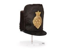 1812 'Belgic' British infantry cap
