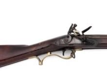 Baker rifle and sword bayonet