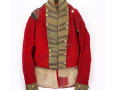 Coatee of a British Officer Wounded at Waterloo