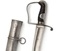 British light cavalry sword