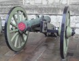 French Cannon Captured at Waterloo