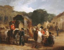 George Jones, The Village of Waterloo