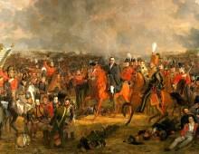 The Battle of Waterloo, Jan Willem Pieneman, 1824. Collection of Rijksmuseum, Amsterdam.