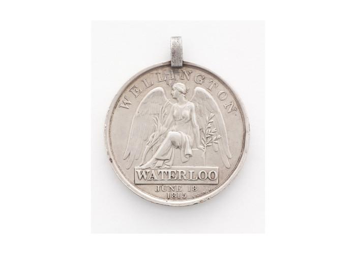 KGL Waterloo Medal & Belgian Liberation Medal