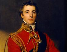 Thomas Phillips portrait of Wellington