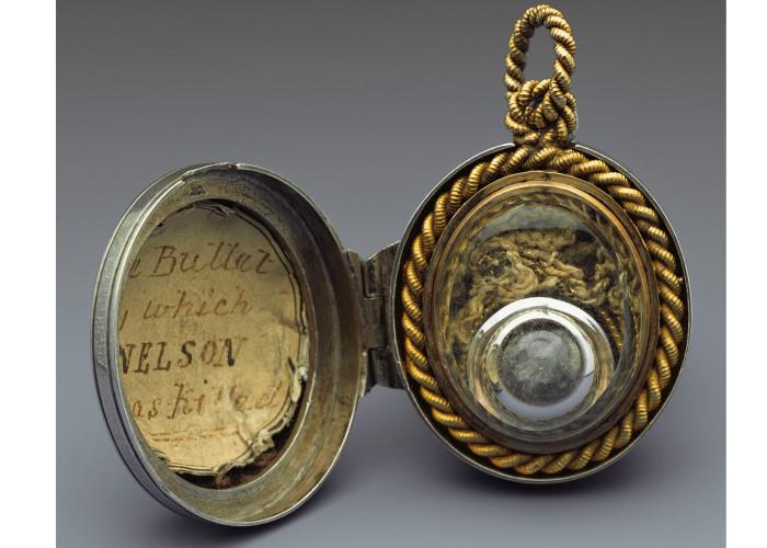 Bullet That Killed Nelson