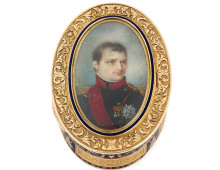 Marshal Ney's snuffbox