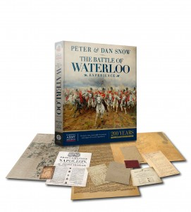 The Battle of Waterloo Experience, by Peter and Dan Snow.