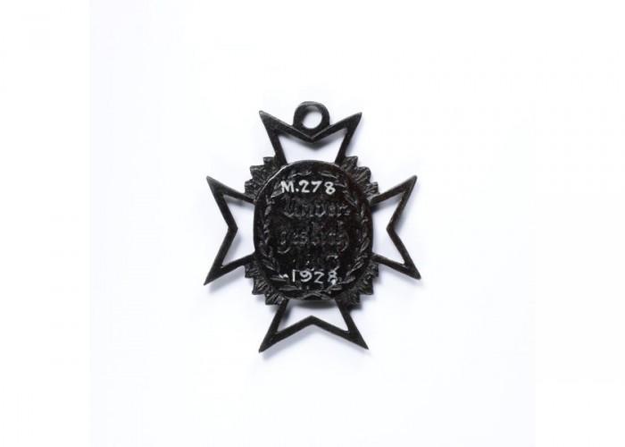 Berlin Iron Cross. Copyright Victoria & Albert Museum.