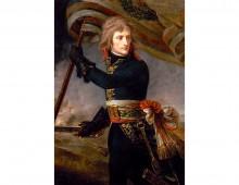 Bonaparte on the Bridge at Arcole, by Antoine-Jean Gros.