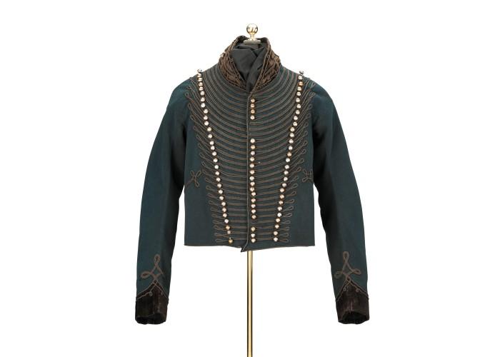 Rifleman's Jacket. Copyright The Royal Green Jackets Museum.
