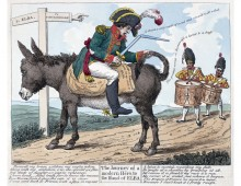 The Journey of a Modern Hero to the Island of Elba. Collection US Library of Congress.