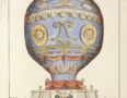 The Montgolfier Hot Air Balloon