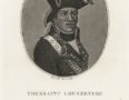 Toussaint Louverture, Chief of the French Rebels in St. Domingo