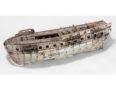 Bone ship model