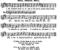 Sheet music with the lyrics of Roll Jordan Roll.