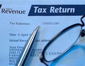 a tax return